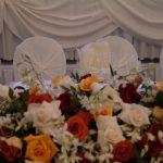 White large satin lamour banquet chair covers rent rental chicago