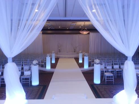 square huppah chupah wedding canopy rental chicago