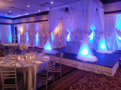 square chuppah huppah wedding canopy rental chicago & Square Chuppah Huppah u0026 Wedding Canopy - Egpres