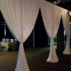 doorway drape rental