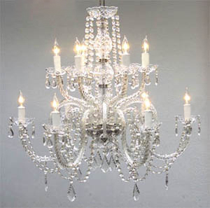 rent large chandelier chicago