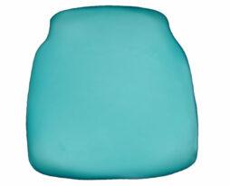aqua chiavari chair cap seat cushion