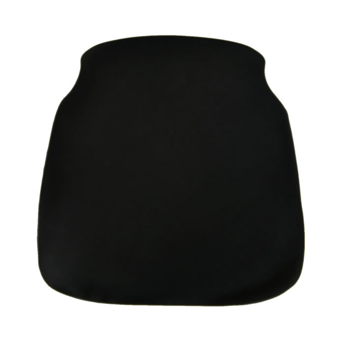 blackchiavari chair cap seat cushion