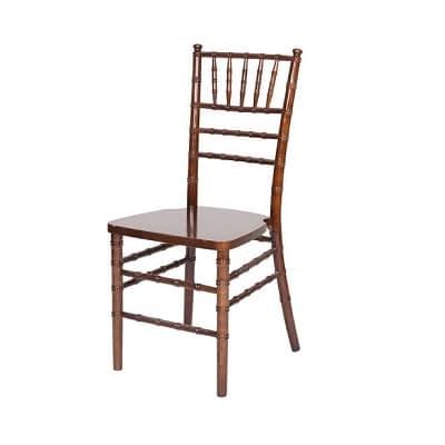 chair chiavari wood fruitwood wedding wood rental chair