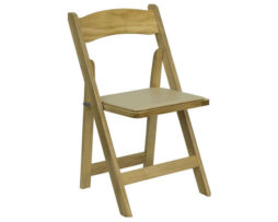 natural folding garden chair natural wood rental chicago suburbs
