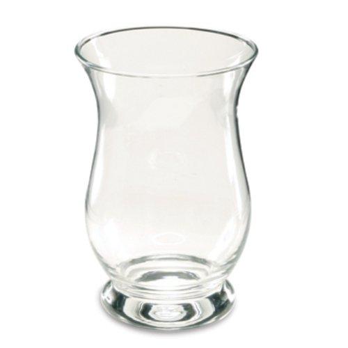 glass hurricane candle candelabra