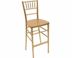 gold chiavari barstool bar chair bar stool