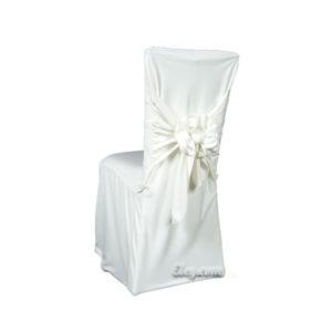 white wrinkle free square easy sash cover