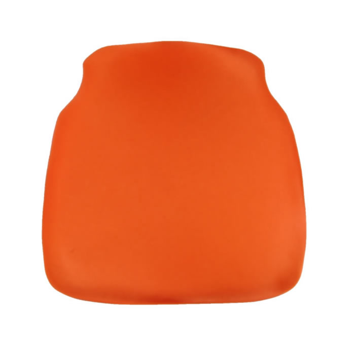 Chiavari Chair Pad Orange Egpres