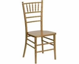 Gold chiavari chair rental chicago weddings