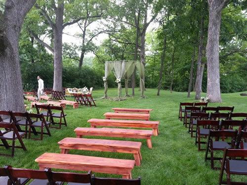 Wondrous Rustic Farm Bench Cedar Home Remodeling Inspirations Gresiscottssportslandcom