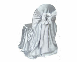 silver crush princess chair cover