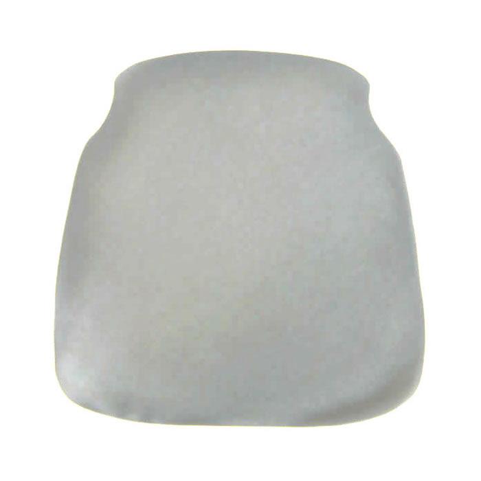 silver chiavari chair cap seat cushion