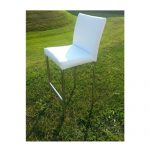 white versa chameleon bar chair rental chicago
