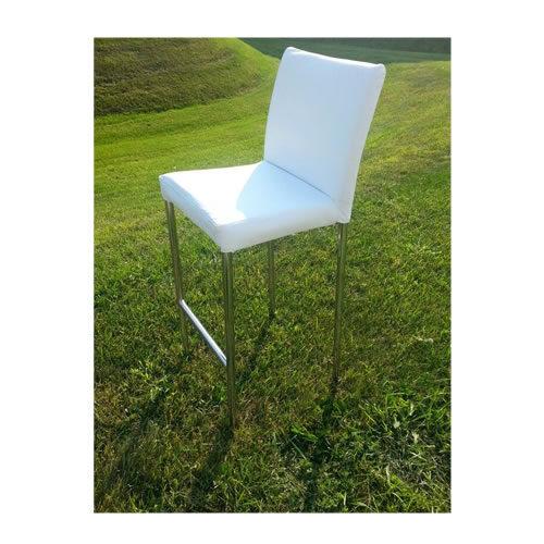 white versa chameleon bar chair rental chicago