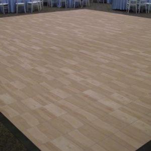 maple plank wood dance floor