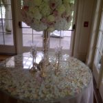 table glass rental