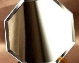 tabletop table centerpiece mirror