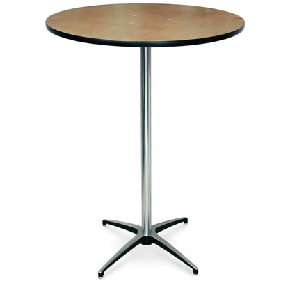 Bar Table Round Wood Highboy Table Egpres