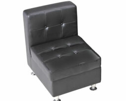black leather club chair lounge furniture