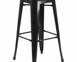 black-metal-bar-stool-chair-square-12x12x30