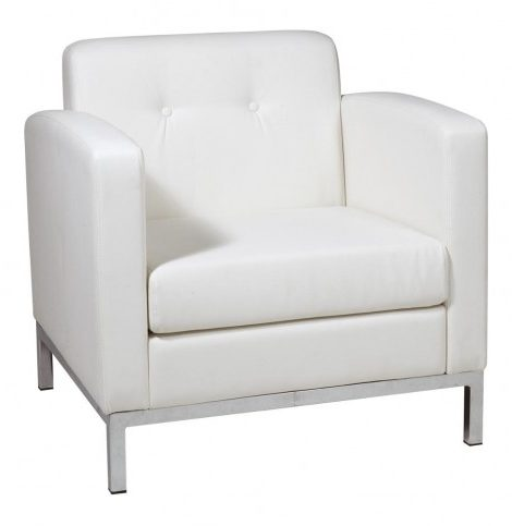 white leather chairs lounge furniture