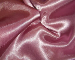 dusty rose satin