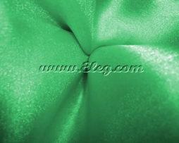 emerald green organza