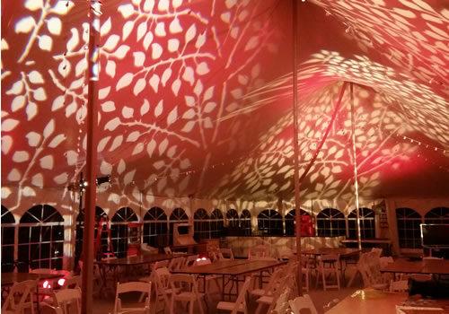 rent gobo ligh lighting chicago pattern