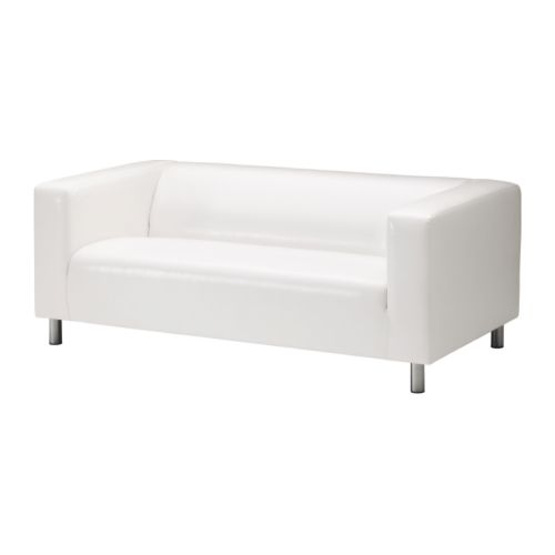 Club Series, White Sofa, Leather