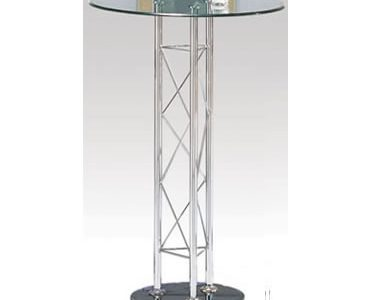 truss hiboy high boy highboy cocktail table