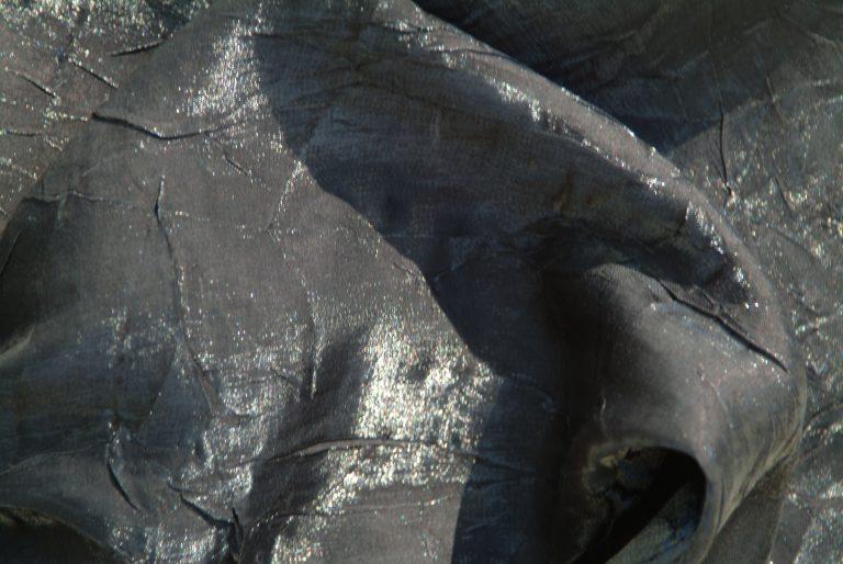 charcoal iridescent crush