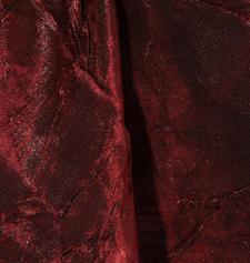 burgundy red iridescent crush