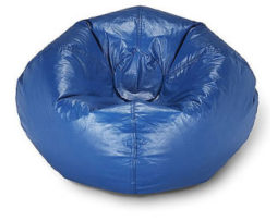 rent blue bean bag chair Chicago suburbs