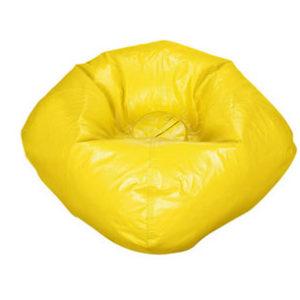 rent yellow bean bag chair Chicago suburbs