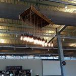 edison bulb chandelier rent chicago