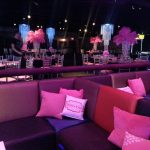 bar bat mitzvah decor rent rental