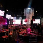 bar bat mitzvah decor rent rental ideas