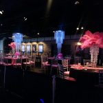 bar bat mitzvah decor rent rental items