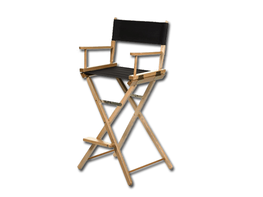 Merveilleux Tall Director Chair Rental Chicago