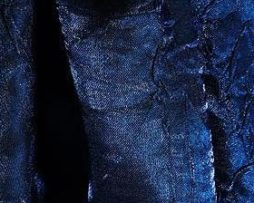 blue royal iridescent crush