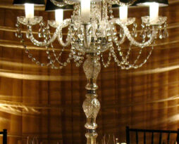 rent crystal candelabra rental chicago