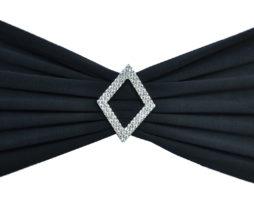 rhinestone-chair-sash-chair-band-buckles-diamond-shape