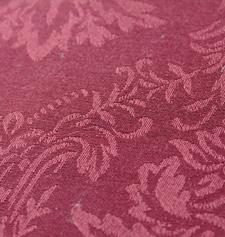 Burgundy Wellington Damask