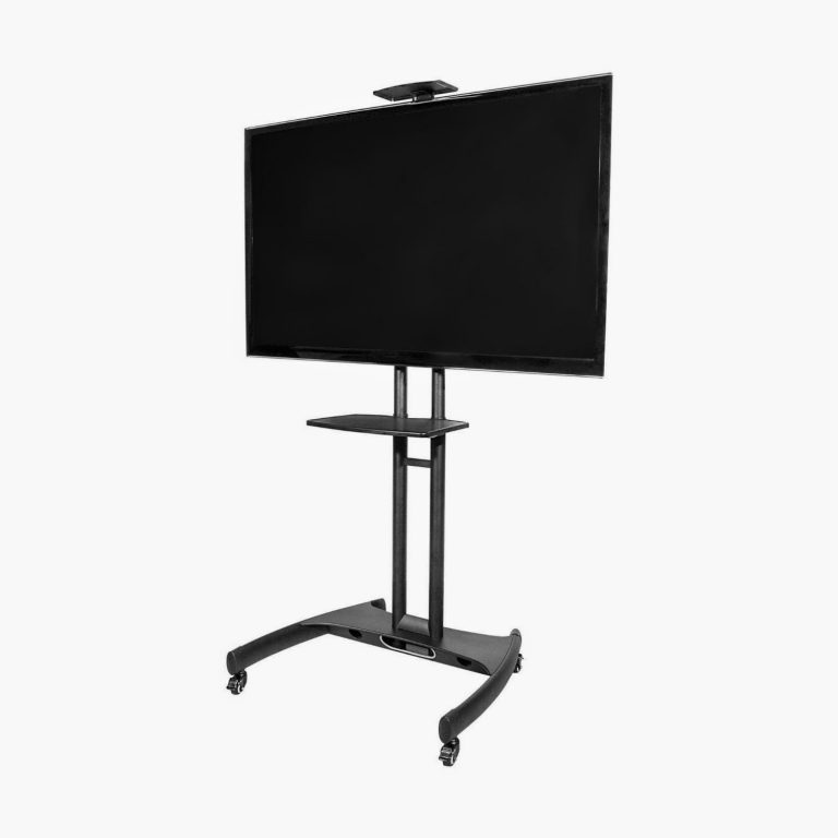 FP2000 mobile tv cart stand 32in to 60in screens rent chicago