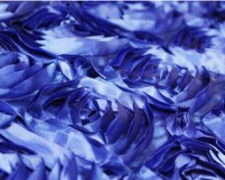 Royal Navy Blue Rosette