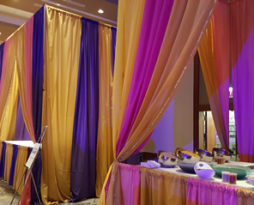 south asiain indian sangeet food tent canopy rental chicago