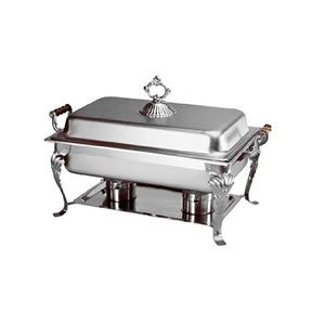 Classic Chafer Oblong Full Sized Chafer Rent Chicagoland